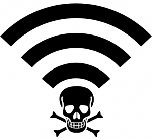 Wi-Fi and Crossbones